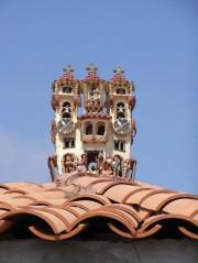 生産者 セラミカ 屋根の教会
