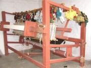 生産者 セラピオ 織り機